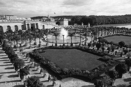 Z Paríža do Versailles a potopenie parníka Lusitania