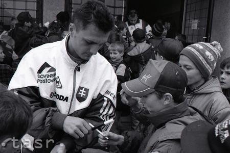 Peter Dubovský bol idol mnohých začínajúcich futbalistov