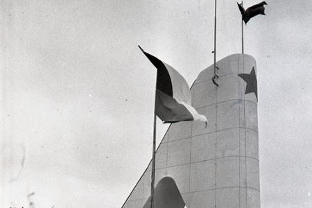 Rok 1960: Pri Leviciach odhalili Pamätník vďaky