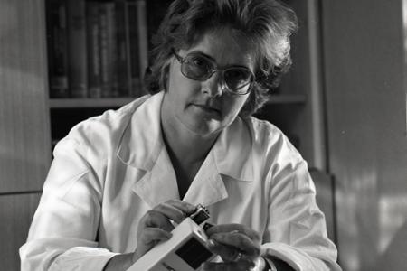 MUDr. Eva Kellerová je priekopníčkou merania krvného tlaku u detí