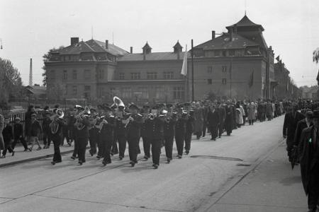Rok 1957: Vo Vrútkach otvorili Múzeum revolučnej tlače