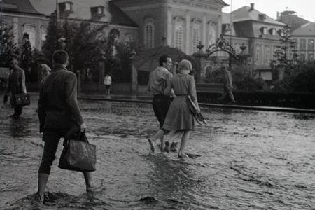 Rok 1963: Cez Bratislavu sa prehnala jarná búrka