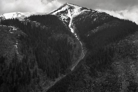 Rok 1951: Buduje sa druhá časť lanovky Chopok - Trangošská dolina