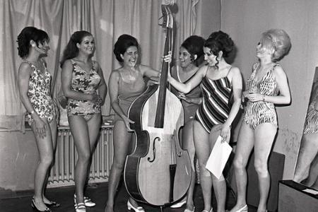 """Bratislavské """"Dievča jari 1969"""""""