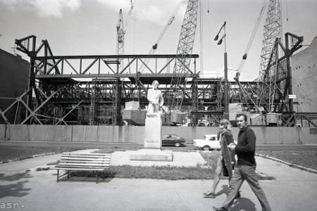 Rok 1973: Slovenská národná galéria získa väčšie priestory