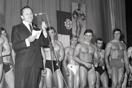 Rok 1968: Prvé Majstrovstvá ČSSR v kulturistike