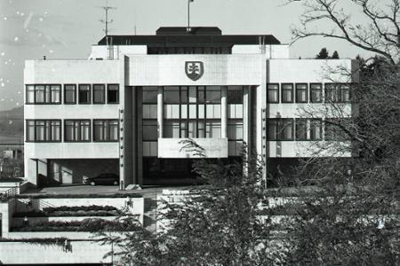 Rok 1994: Otvorili novú budovu slovenského parlamentu