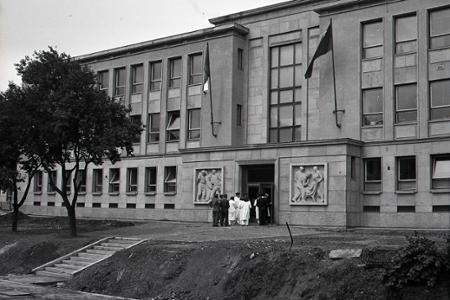 Rok 1958: V Bratislave otvorili krajskú transfúznu stanicu