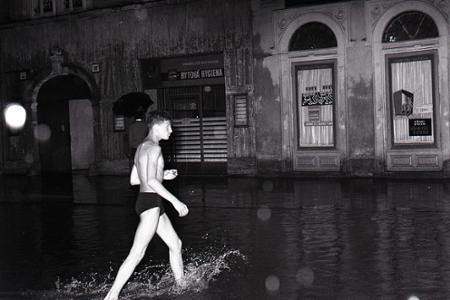 Rok 1966: Divoká prietrž mračien nad Bratislavou