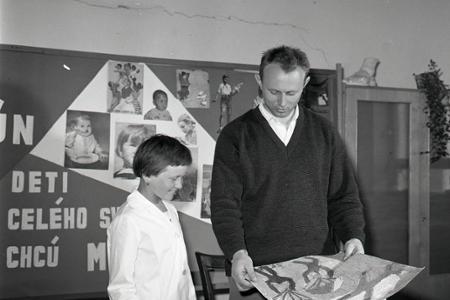 Rok 1964: Deti zo Slovenska majú výtvarný talent