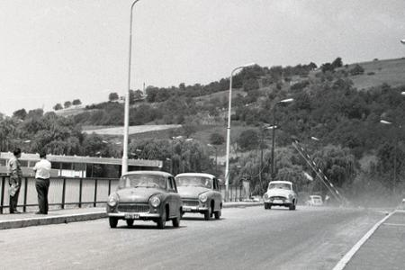 Rok 1968: Nová budova colnice v Slovenských Ďarmotách