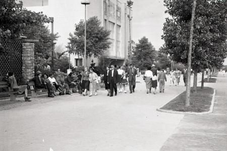 Rok 1958: PKO miesto ušľachtilej zábavy pracujúcich