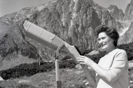Výročie narodenia prvej slovenskej astronómky Ľ.Pajdušákovej