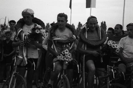 Rok 1954:Skončil sa 1. ročník cyklistických pretekov Okolo Slovenska
