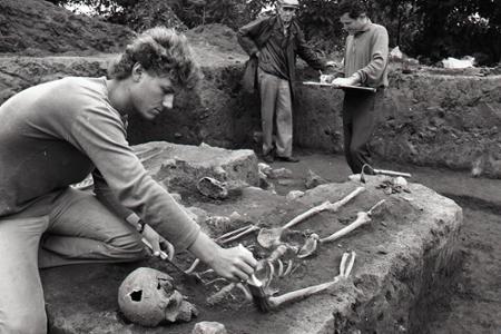Rok 1983: Zemplín - Mekka archeológov