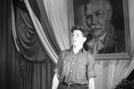 Rok 1955: V Dolnom Kubíne sa stretla špička slovenských recitátorov