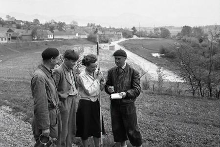 Rok 1956: Buduje sa ďalšia priehrada