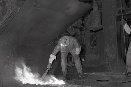 Rok 1965: Oheň z Tisovca zapáli prvú vysokú pec VSŽ