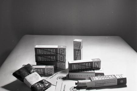 Rok  1948: Spustila sa výroba krému, ktorý sa stal legendou