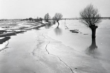 Rok 1956: Reguláciu riek Nitra a Žitava vyhlásili za národnú stavbu