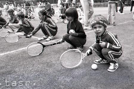 Rok 1984: V Bratislave sa hľadajú nové tenisové talenty