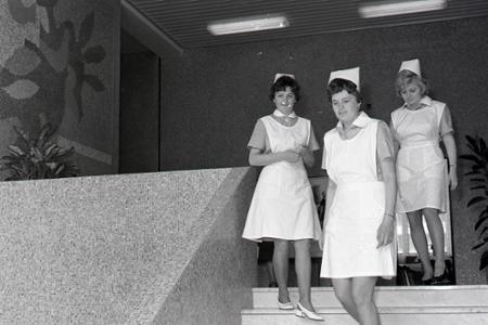 Rok 1974: V bratislavskej Dúbravke majú nové zdravotné stredisko