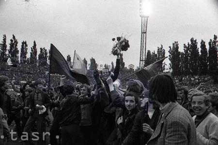 Rok 1974: Slovan Bratislava opäť majstrom ČSSR