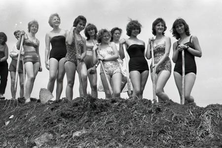 Rok 1960: Kompostovanie - metóda, ktorá zvyšuje výnosy na poliach