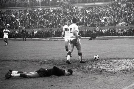 Rok 1967: Futbalisti ČSSR vyhrali nad Tureckom 3:0