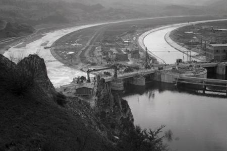 Rok 1958: Hydrocentrála v Sučanoch začína vyrábať elektrický prúd
