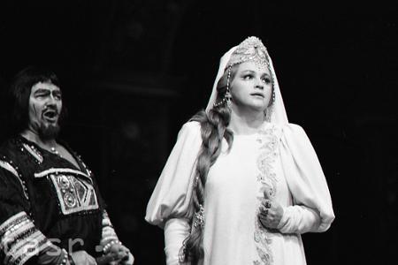 Operná speváčka Ľubica Rybárska jubiluje