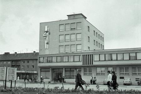 Rok 1966: V Senici otvorili nový hotel