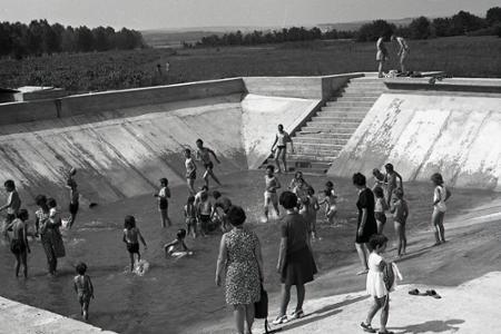 Rok 1972: V Borskom Petri budú mať kúpalisko
