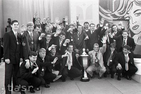 Rok 1997: Futbalisti 1. FC Košice po prvýkrát získali titul Majstra SR