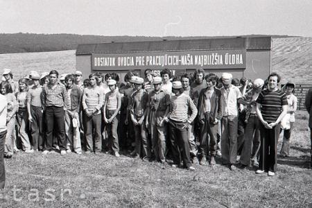 Rok 1977: V Sadoch nad Torysou bude mládežnícky sad