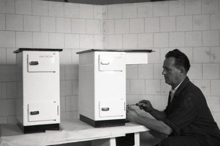 Rok 1961: Z fiľakovského Kovosmaltu na Medzinárodný brnenský veľtrh