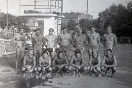 Rok 1972: Majstrom republiky vo vodnom póle bude ČH Košice