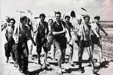 Rok 1953: Prežité leto na Trati družby