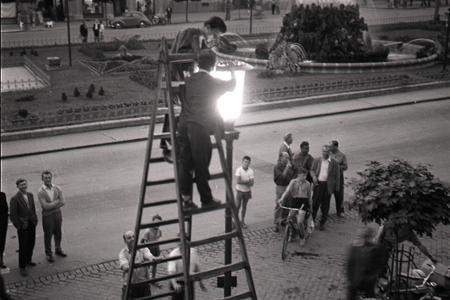 Rok 1959: Banská Bystrica v prípravách na oslavy SNP