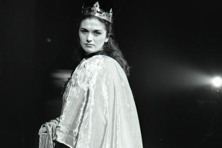 Prežitých 90 rokov s herečkou Evou Kristínovou
