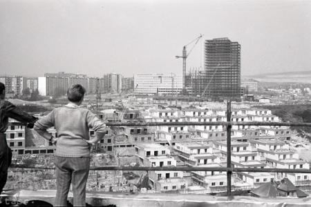 Rok 1971: Košice skrášlia átriové domčeky