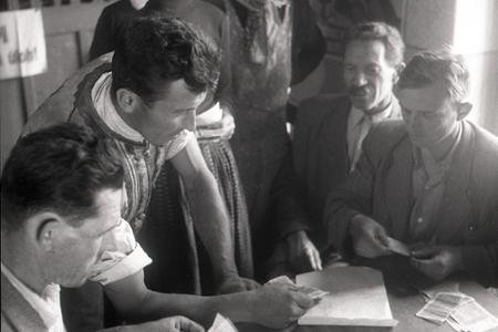 Rok 1951: V Povrazníku žijú svedomití roľníci