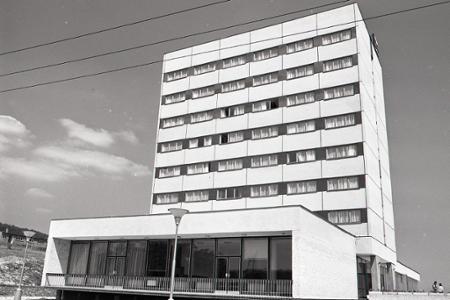 Rok 1971: V Bojniciach otvárajú nový hotel
