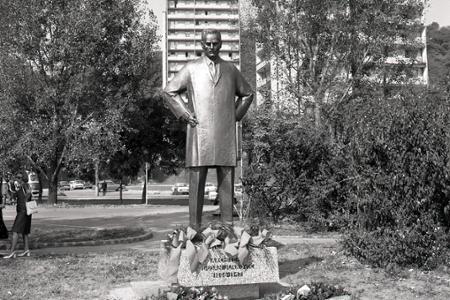 Rok 1953: Bratislava vzdala hold architektovi Jurkovičovi
