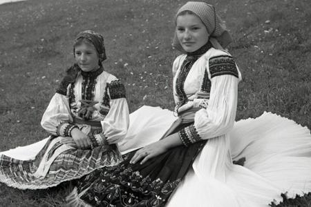 Rok 1956: Prvé Kopaničiarske slávnosti