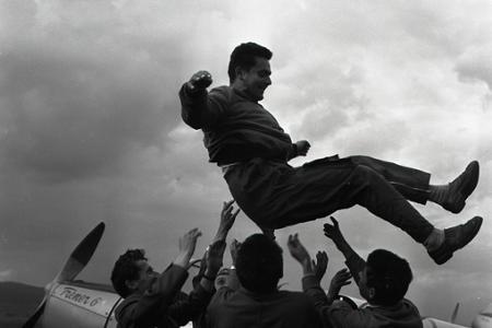 Rok 1960: Bratislava hostí I. Majstrovstvá sveta v leteckej akrobacii