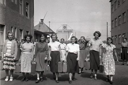 Rok 1952: Do učilíšť nastupujú noví žiaci