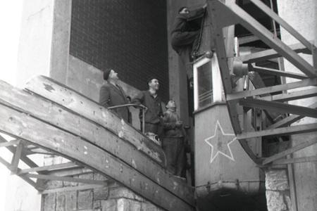 Rok 1954: Lanovka na Lomnický štít znovu v prevádzke
