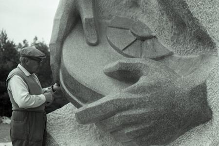Rok 1967: Vojtech Löffler tvorí pre Duklu