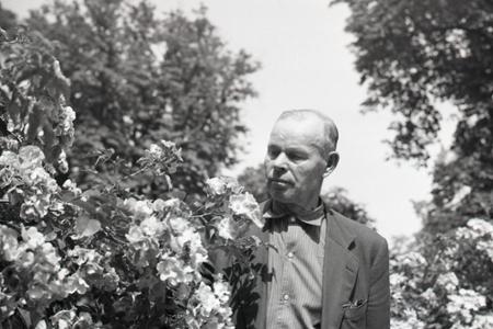 Rok 1967: V Bratislave žije slávny záhradník